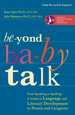 Beyond Baby Talk Cover