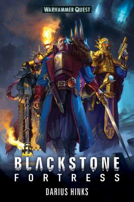 Blackstone Fortress (Warhammer 40,000) Cover Image