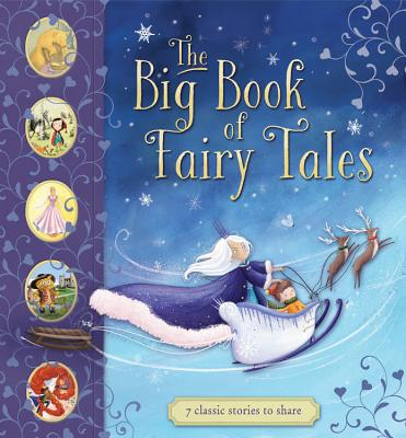 The Big Book of Fairy Tales Cover Image