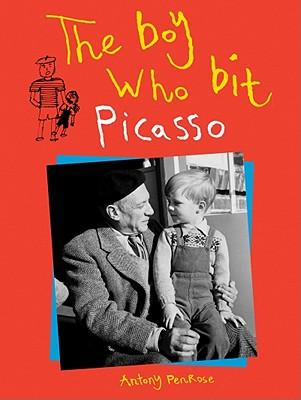 The Boy Who Bit Picasso Cover