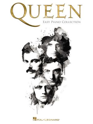 Queen - Easy Piano Collection Cover Image