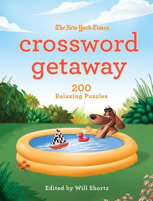 The New York Times Crossword Getaway: 200 Relaxing Puzzles Cover Image