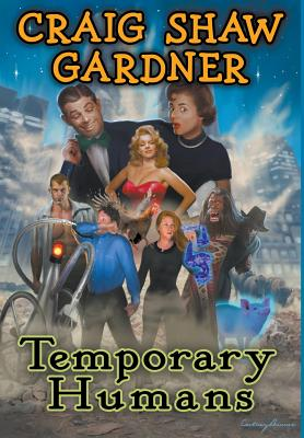 Temporary Humans (Temporary Magic #3) Cover Image