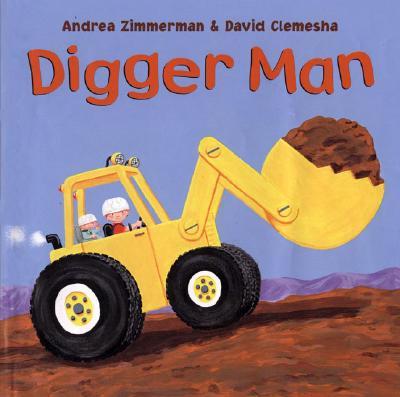Digger Man Cover