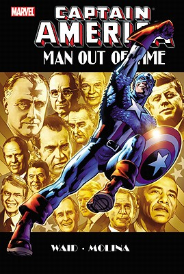 Man Out of Time Cover