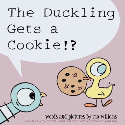 The Duckling Gets a Cookie!? Cover
