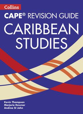 Collins CAPE Revision Guide – Caribbean Studies Cover Image