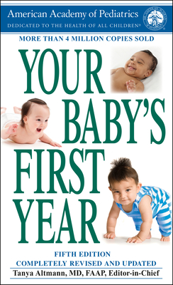 Your Baby's First Year: Fifth Edition Cover Image