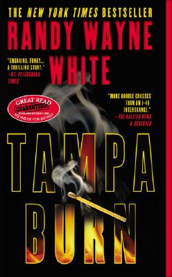 Tampa Burn (A Doc Ford Novel #11) Cover Image