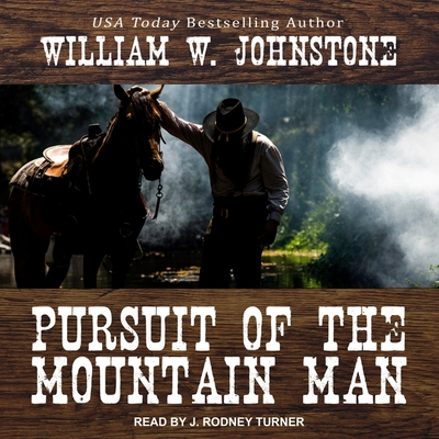 Pursuit of the Mountain Man (Last Mountain Man #9) Cover Image