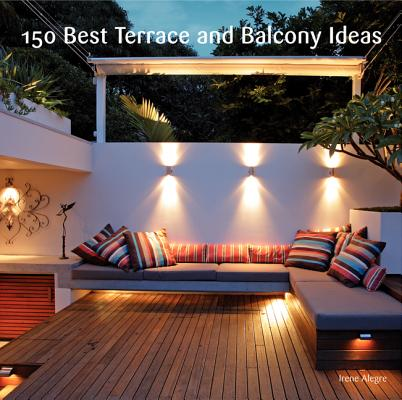 150 Best Terrace and Balcony Ideas Cover Image