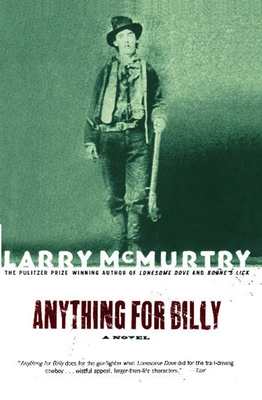 Anything for Billy Cover