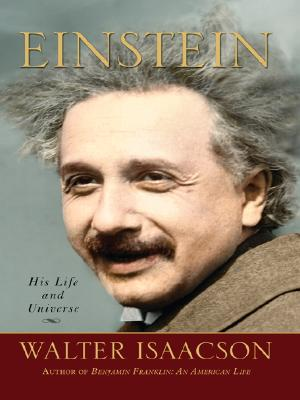 Einstein: His Life and His Universe Cover Image