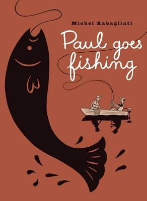 Cover for Paul Goes Fishing