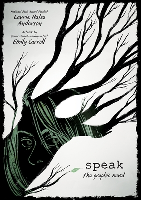 Speak: The Graphic Novel Cover Image