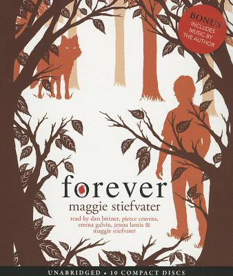 Forever - Audio (Shiver #3) Cover Image