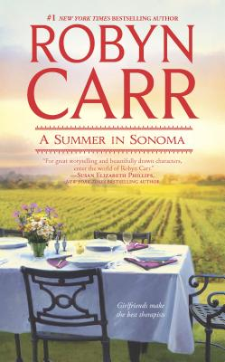 A Summer in Sonoma Cover