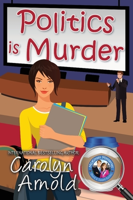 Cover for Politics is Murder