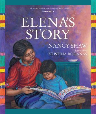 Elena's Story Cover