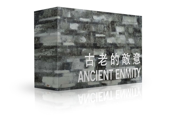 Ancient Enmity [Box Set]: International Poetry Nights in Hong Kong 2017 Cover Image