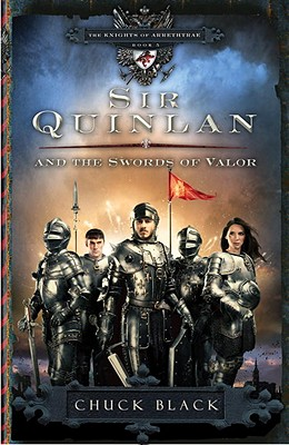 Sir Quinlan and the Swords of Valor (The Knights of Arrethtrae) Cover Image