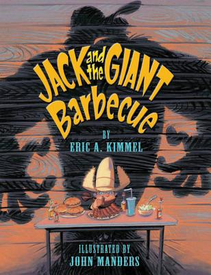 Jack and the Giant Barbecue Cover