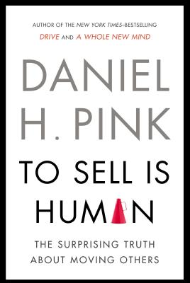 To Sell Is Human - Exp Cover