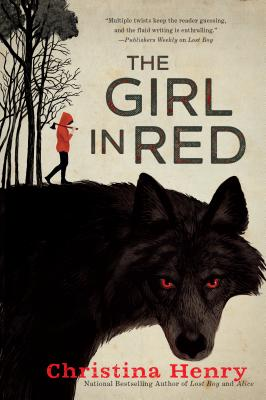 The Girl in Red Cover Image