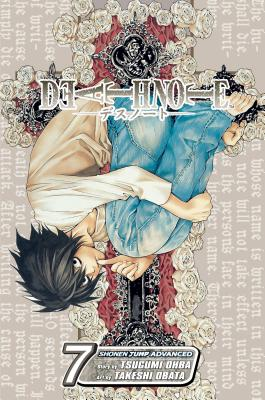 Death Note, Vol. 7 Cover Image