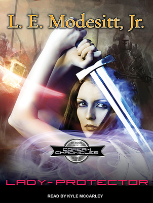 Cover for Lady-Protector (Corean Chronicles #8)