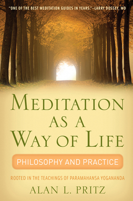 Meditation as a Way of Life Cover