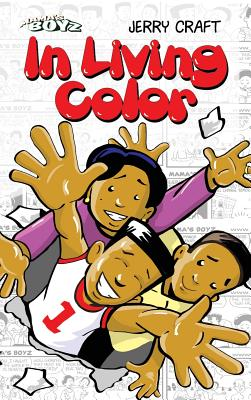 Mama's Boyz: In Living Color! Cover Image