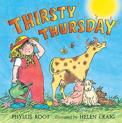 Thirsty Thursday Cover
