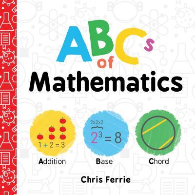 ABCs of Mathematics (Baby University) Cover Image