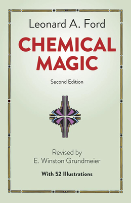 Chemical Magic (Dover Books on Chemistry) Cover Image