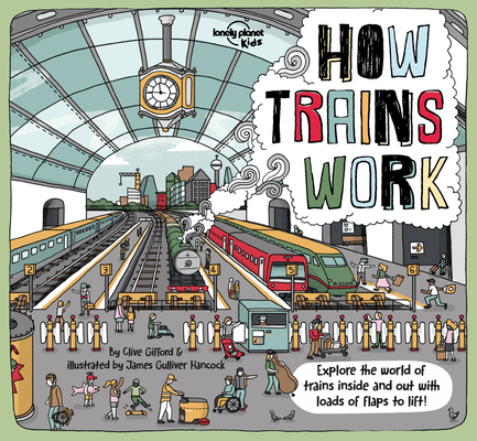 How Trains Work (How Things Work) Cover Image