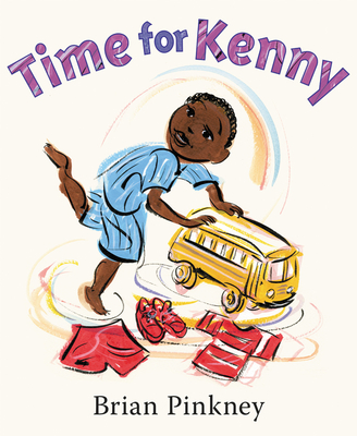 Time for Kenny Cover Image