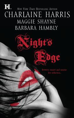 Night's Edge Cover