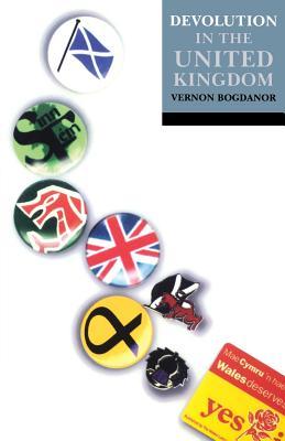 Devolution in the United Kingdom Cover Image