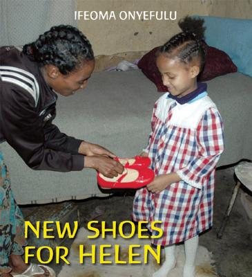 New Shoes for Helen Cover