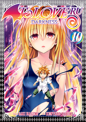 To Love Ru Darkness, Vol. 10 Cover Image