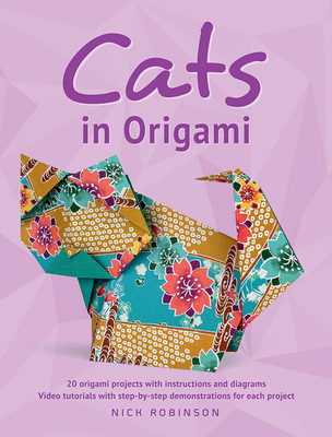 Cats in Origami Cover Image