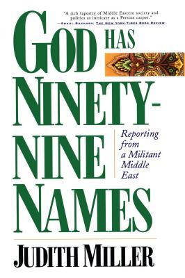 Cover for God Has Ninety-Nine Names