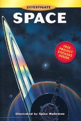 Space [With Project Stickers] Cover