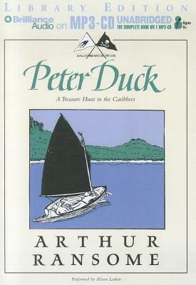 Peter Duck: A Treasure Hunt in the Caribbees Cover Image