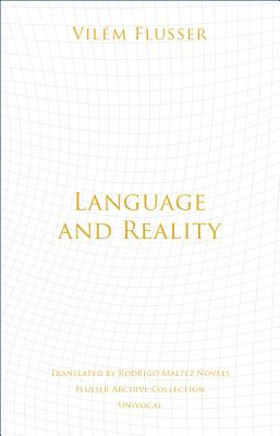 Language and Reality (Univocal) Cover Image