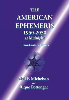 The American Ephemeris 1950-2050 at Midnight Cover Image
