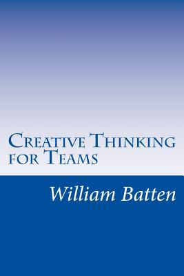 Creative Thinking for Teams: Facilitator Guide Cover Image