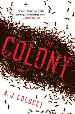 The Colony Cover