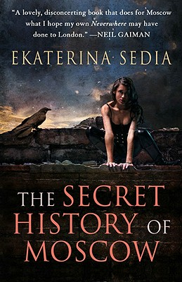 The Secret History of Moscow Cover Image